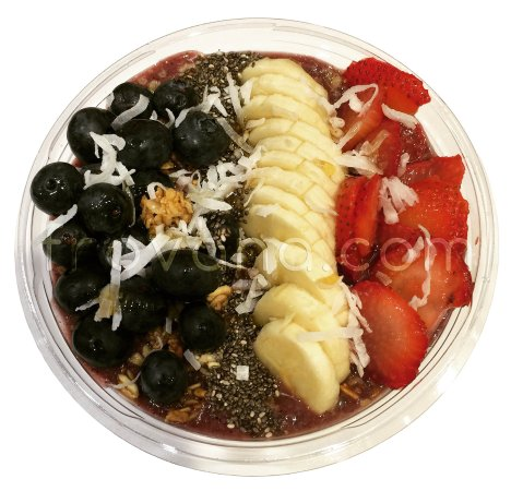 Tenafly, Nueva Jersey: Enjoy healthy and filling Acai bowls!