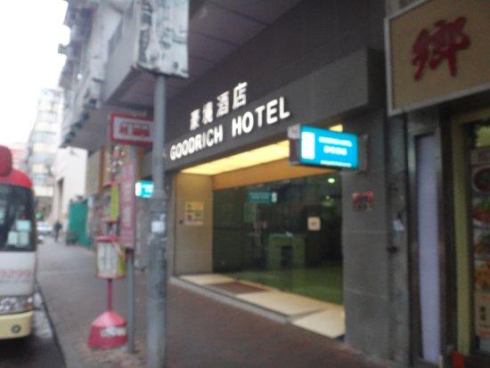 Goodrich Hotel Hongkong 1