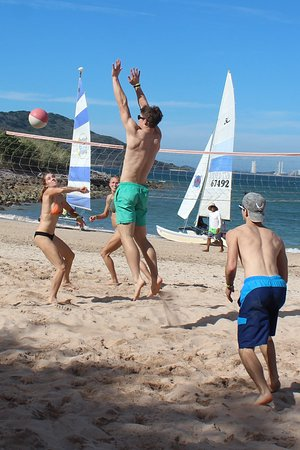Mazatlan Tours: Kayak, snorkel and beach volleyball at Deer Island. Beware of jelly fish!