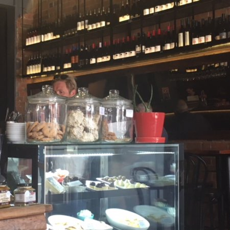 Our Place Wine and Espresso Bar: Dessert Counter