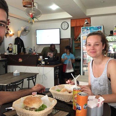 Burger House Kata Beach Photo