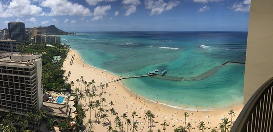 هيلتون هاوايان فيلدج وكيكي بيتش ريزورت صورة فوتوغرافية