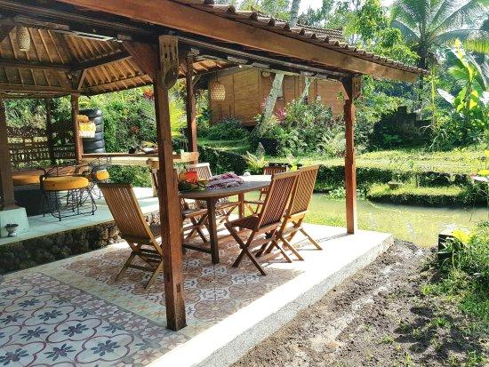 Balcony - Picture of Song Broek Jungle Resort, Payangan - Tripadvisor