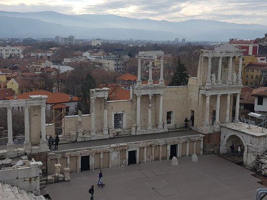 Plovdiv Roman Theatre: 20171230_123829_large.jpg