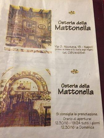 Osteria della Mattonella: photo0.jpg