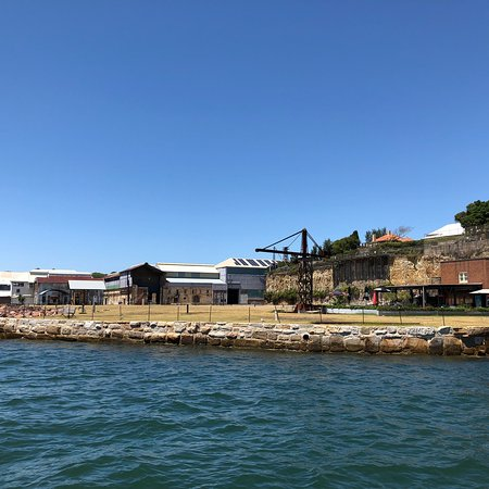 Cockatoo Island, Australie : photo7.jpg