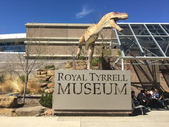 Royal tyrrell museum coupons 2018