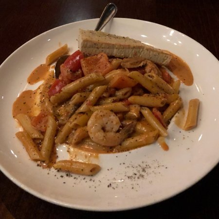 Blackfin Pub: Southwest Pasta