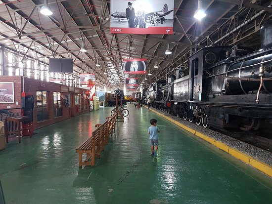 Outeniqua Transport Museum: A long walk with new exhibits every 10m