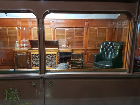 Outeniqua Transport Museum: Government coaches from way waaay back