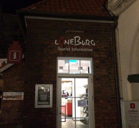 Tourist-Information Lueneburg