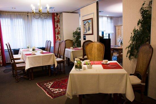Salle Petit Déjeuner et Banquet