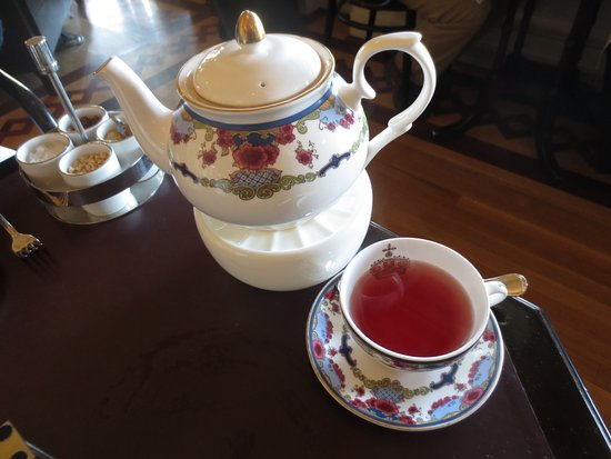 Tea At The Empress Victoria Tripadvisor, China Teapot With Warmer