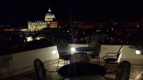 Roof Garden Les Etoiles Roma Vaticano Borgo