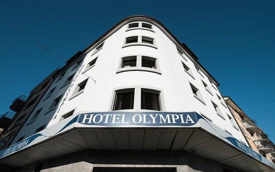 Foto de Olympia Hotel