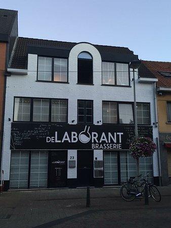 Beerse, België: De Laborant Brasserie