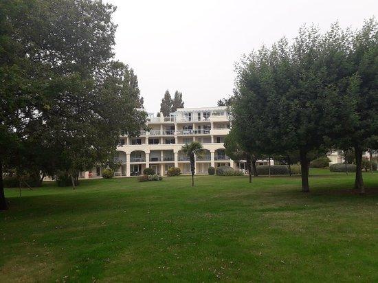Apartamentos Pierre & Vacances Royal Park: 20170924_112606_large.jpg