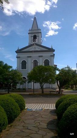 Igreja santa Bárbara, Encruzilhada do Sul