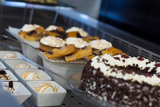 Oberhaslach, France: Buffet de dessert dimanche