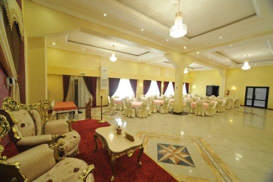 Salle Des Fetes Picture Of Numidien Hotel Algiers