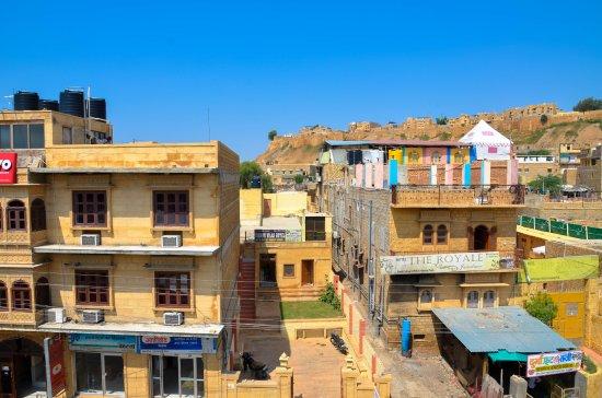 Jaisalmer Private Taxi Service