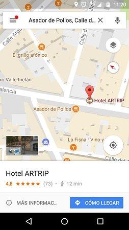 Artrip Hotel : Screenshot_20180107-112043_large.jpg