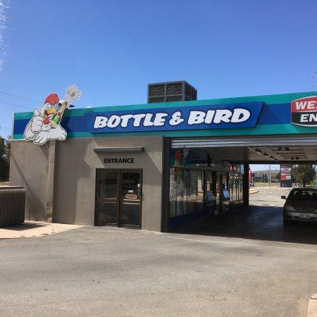 Bottle & Bird