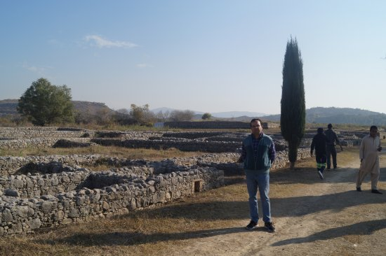 Taxila Ruins: Sirkap city