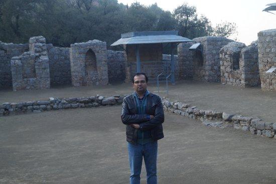 Taxila Ruins: Mohra Moradu Buddhist monastery