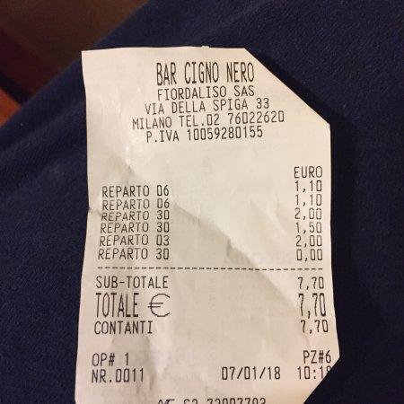Cigno nero, Milan - Centro Storico - Restaurant Reviews & Photos ...