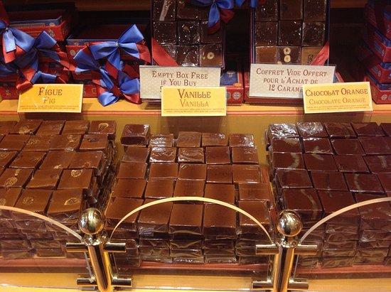 La Cure Gourmande Rivoli: Candy