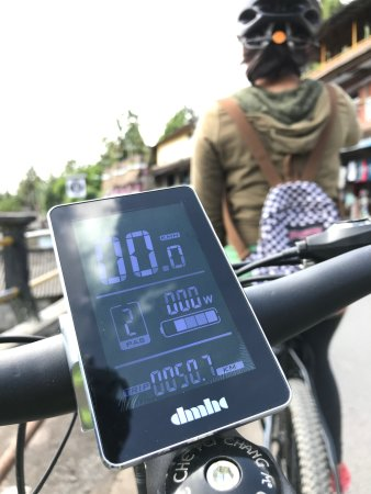 Go Ebike Bali: You know your speed