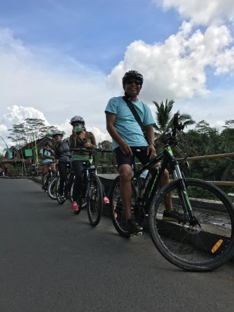 Go Ebike Bali: they took our pictures