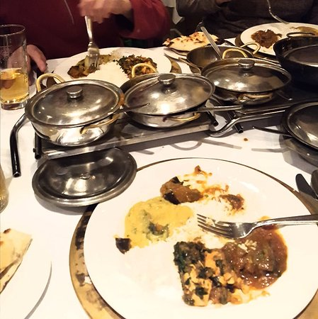 Aladdin 39 s indian dining stratford upon avon for Aladdin indian cuisine