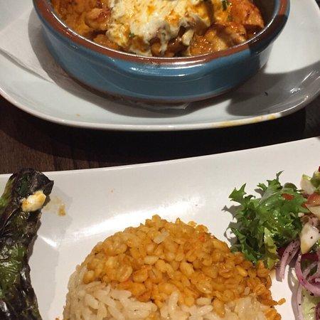 Foto de anatolia turkish restaurant milton keynes photo3 for Anatolia turkish cuisine