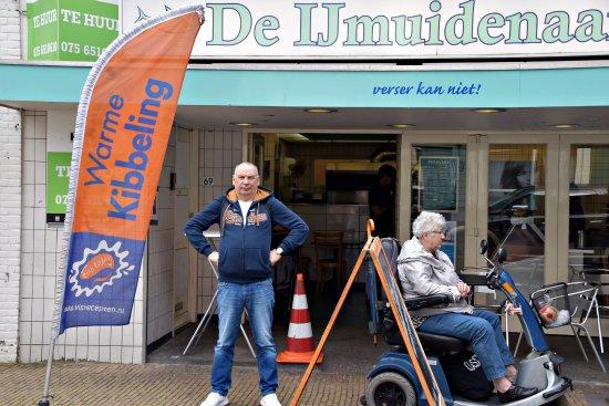 De IJmuidenaar: Вот это заведение.