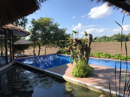Nikawewa villa pool photo de uga ulagalla thirappane for Villas de jardin seychelles tripadvisor