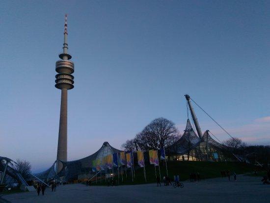 Olympiapark: panorama