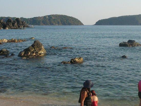 Ixtapa Island (Isla Ixtapa) : Playa coral