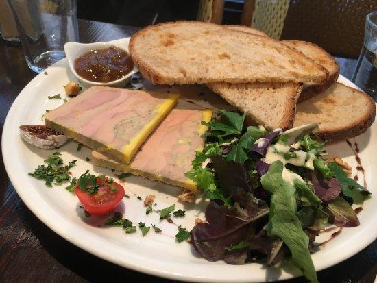 Lezard Cafe Paris