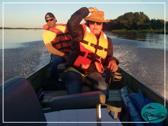 Somos especializado em pesca embarcada em Porto Morrinho, Pantanal MS.