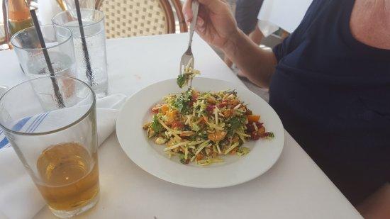 Jensen Beach, Φλόριντα: Salad