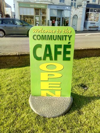 Bexhill-on-Sea, UK: Community Cafe