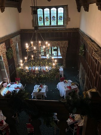 Weston on the Green, UK: Dining Room