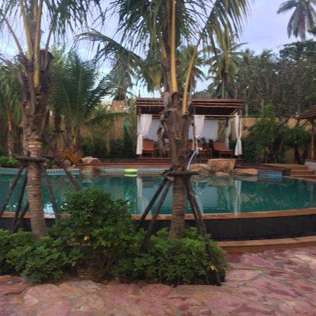 Ko Libong, Tailandia: Andalay Beach Resort Koh Libong