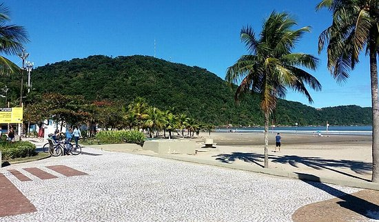 Canto do Forte Beach