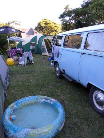 Morgan's Bay, Republika Południowej Afryki: VIP combi - Mr Pepler's beauty is welcome anytime