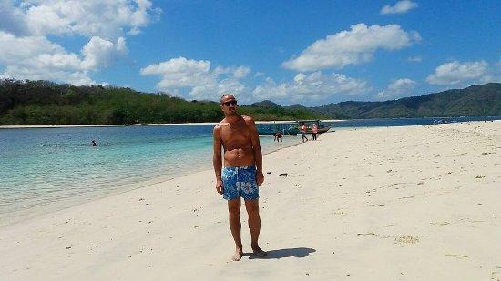 Desa Sekotong Barat, Indonesia: spiaggia