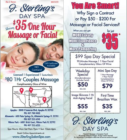 J. Sterling's Essentials Spa