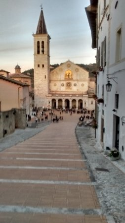 Cerreto di Spoleto-billede